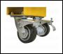 Sealey STBWK Castor Wheel Kit for SSB02E & STB03E