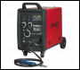 Sealey SUPERMIG230 Professional MIG Welder 230A 230V with Binzel® Euro Torch