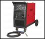 Sealey SUPERMIG275 Professional MIG Welder 270Amp 230V with Binzel® Euro Torch