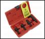 Sealey VSE5921 Petrol Engine Timing Tool Kit - VAG 1.2 3Cyl (6v/12v) - Chain Drive