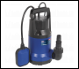 Sealey WPC100A Submersible Water Pump Automatic 100L/min 230V