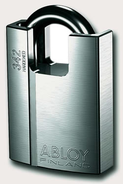 Abloy 342 Security Padlock 187 Product