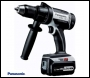 Panasonic EY7950LR2S31 18v Cordless Combi Drill Driver + 2 Lithium Ion Batteries 3.3Ah