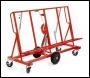 Starke Arvid Transit Bench - Dual Size 900/1200mm - Code 10600