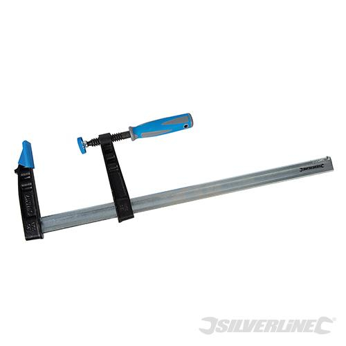 Silverline Euro F-clamp 150 x 80mm Fclamp 868809 Woodwork