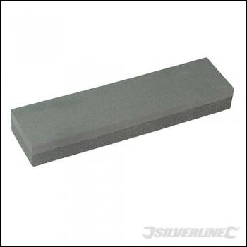 CB14 Silverline 200 x 50 x 25mm Combination Sharpening Stone Woodwork