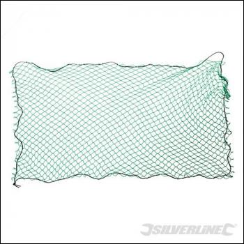 Silverline 503118 Cargo Net 2.5 x 4m