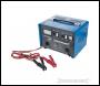 Silverline Battery Charger 12/24V - 100 - 240Ah Batteries - Code 178555