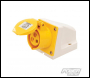 PowerMaster 16A Surface-Mountable Socket - 110V 3 Pin - Code 277868
