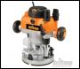 Triton 1400W Dual Mode Precision Plunge Router - MOF001 UK - Code 330085