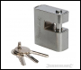 Silverline Close Armoured Shutter Lock Padlock - 80mm - Code 380651