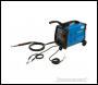 Silverline MIG/MAG Combination Gas/No Gas Welder - 30-135A - Code 380736