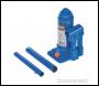 Silverline Hydraulic Bottle Jack - 6 Tonne - Code 457050