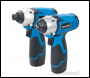Silverline 10.8V Twin Pack Impact Wrench & Impact Driver - 10.8V - Code 459654