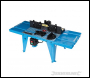 Silverline DIY Router Table with Protractor - 850 x 335mm UK - Code 460793
