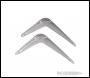 Fixman London Grey Shelf Bracket 20pce - 225 x 175mm - Code 525269