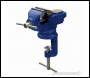 Silverline Table Vice with Swivel Base - 50mm - Code 632607