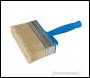 Silverline Shed & Fence Brush - 125mm - Code 719775