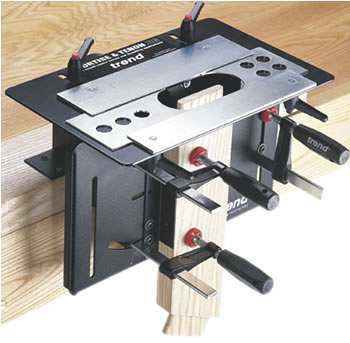 trend mortise and tenon jig product. Black Bedroom Furniture Sets. Home Design Ideas