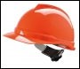 MSA VGARD 500 Safety Hard Hat c/w ratchet harness (per 20 box)