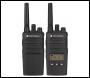 Motorola XT420 Non Disp. 446 Radio Complete with Chgr - No Display