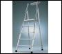 Zarges Probat Platform Step 1 x 4 Stepladder - Code: 2376-004