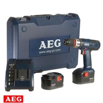 aeg bs14x cordless drill driver 2 batteries 2ah. Black Bedroom Furniture Sets. Home Design Ideas