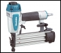 Makita AF505 2 inch  18g Brad Nailer complete with nose protector, oil, safety glasses and carrying case.