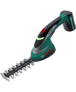 bosch asb 10 8li cordless shrub shear with integral lithium ion battery product. Black Bedroom Furniture Sets. Home Design Ideas