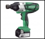 Hitachi WR18DSHL/JW 18V Cordless li-ion Impact Wrench (2 x 4Ah Batteries)