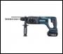 Makita BHR241RFE 18v SDS+ hammer
