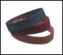 Flex Fleece Belts for LBR Sanders (pack of 3)