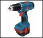 Bosch GSR12-23 12v  Drill driver - 10mm Keyless chuck