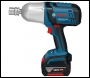 Bosch GDS18V-LI HT 18V Li-ion High Torque Impact Wrench (2 x 4Ah Batteries) in L-Boxx