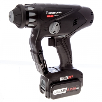 panasonic impact driver lights flashing