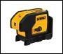 Dewalt DW083K 3 Point Laser - AA batteries