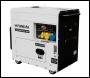Hyundai DHY6000SELR 5.2kW 'Silent' Long Run Diesel Generator