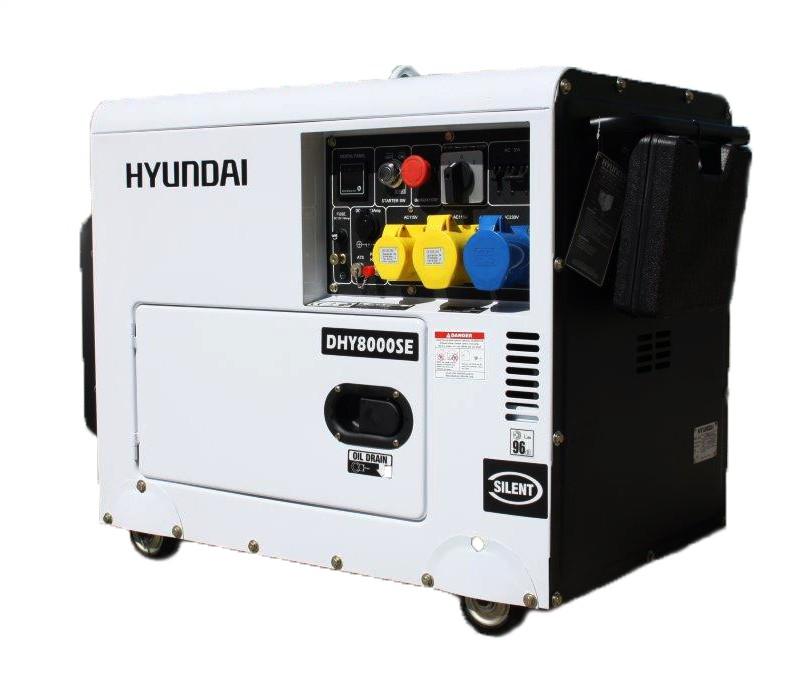 hyundai dhy8000se инструкция