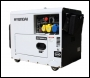 Hyundai DHY8000SE 6kW 'Silent' Diesel Generator