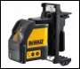 Dewalt DW088K 2 Way Self-Levelling Ultra Bright Cross Line Laser - DW088K-XJ Laser + Pulse Mode