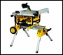 Dewalt DW745RS 110/240V 1700W Compact 10 inch  Table Saw with Legstand