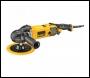 Dewalt DWP849X 1250W Premium 150mm/180mm Variable Speed Polisher 240v