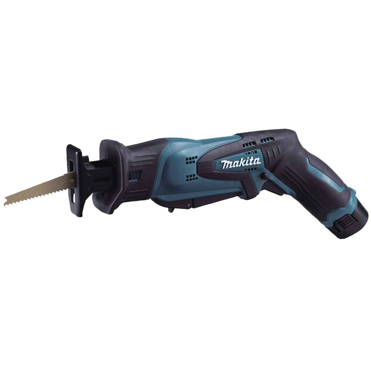Makita jr100dwe 108v li ion cordless reciprocating saw with keyless loading zoom greentooth Image collections