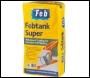 Febtank Super Waterproof Coating For Concrete And Masonry White 20kg