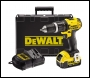 Dewalt DCD785M1 18V XR li-ion 2-Speed Combi Drill (1 x 4AH Battery)