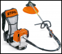 Stihl FR480 Backpack Brushcutter