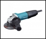 Makita  GA5034  110v / 240v  Angle grinder - 125mm