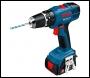 Bosch GSB-14.4-V-LI L-BOX 14.4v  Combi drill - 10mm Keyless chuck