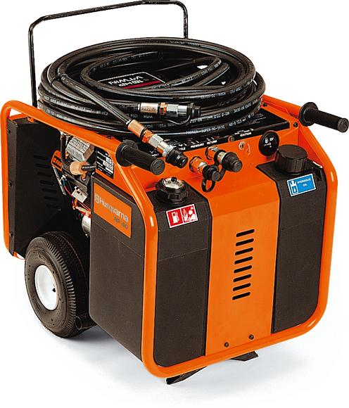 Husqvarna Hp40 Hydraulic Power Pack Product