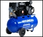 Hyundai HY70100P 90 Litre Petrol Driven Air Compressor - 7Hp Pro Series